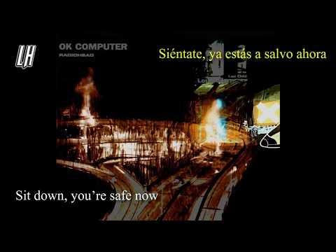 Radiohead Lift Subtitulado en Español + Lyrics MP3