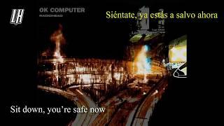 Radiohead Lift Subtitulado En Español + Lyrics