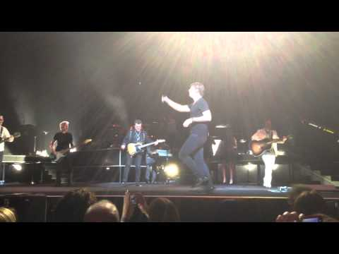 LIVE Matchbox Twenty and INXS 11 November 2012- Good Times at Perth Arena from third row