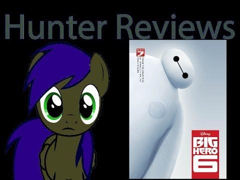 Hunter Reviews: Big Hero 6