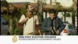 Iranians flee human rights abuses - 10 Dec 09