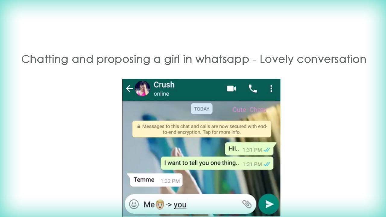 Watch How to Attract Your Crush video