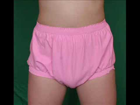 Plastic pants Video