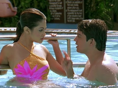 Riya Sen's Does Her Swimming | 3 Bachelors