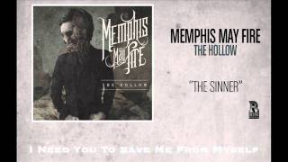 "Memphis May Fire ""The Sinner"" WITH LYRICS"