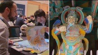 صنعت انیمیشن اروپا در پی چشم اندازهای جدید در کره جنوبی