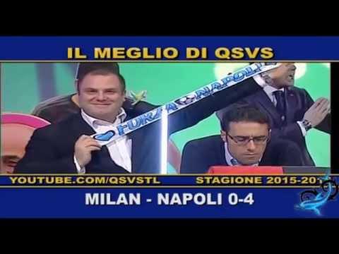 Milan-Napoli 0-4 -2015