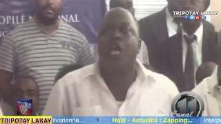 VIDEO: Haiti - Oposition an deklare Manifestation pi red nan peyi a, gade...