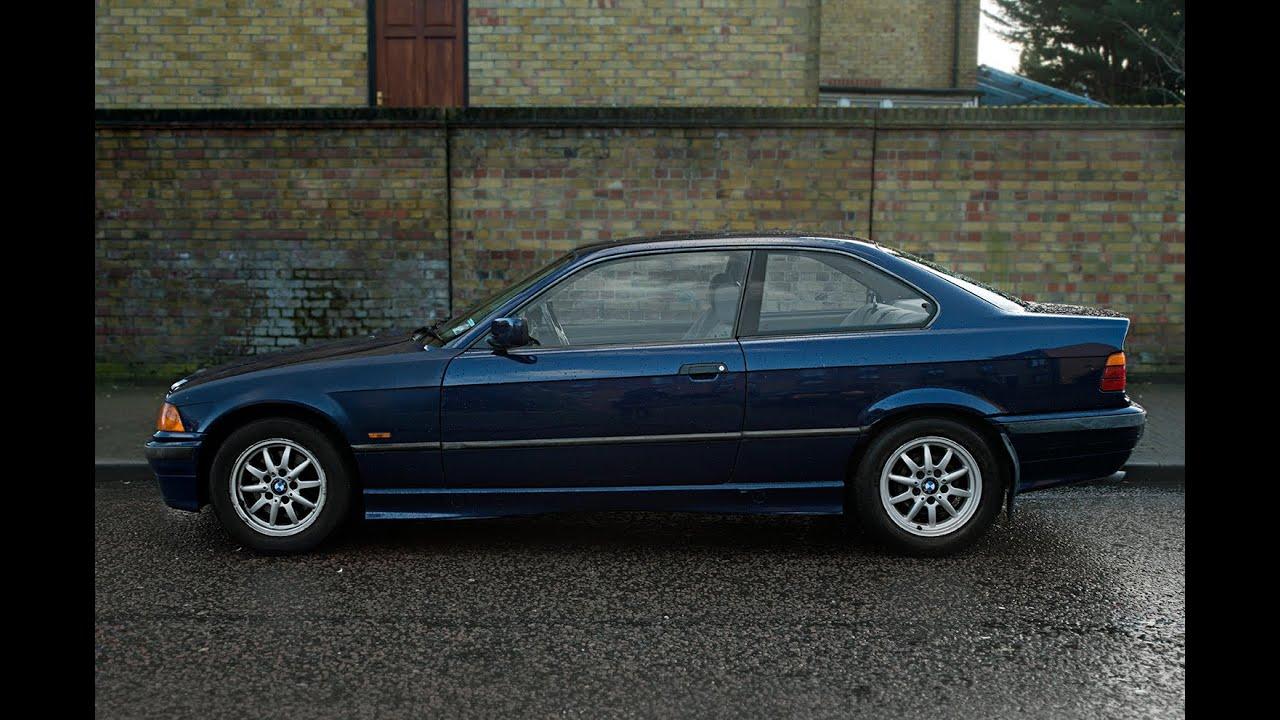 316i E36 1996 Bmw E36 316 316i Coupe