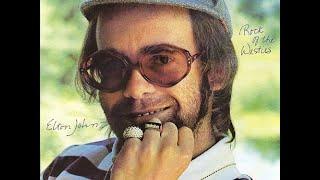 Elton John - Billy Bones and the White Bird (1975) With Lyrics!