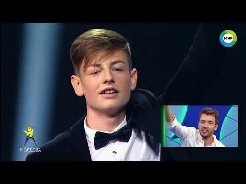 Молдова – «Hey Mamma» -  Денис Мидоне