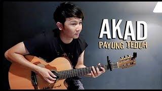 Download lagu (Payung Teduh) Akad - Nathan Fingerstyle gratis