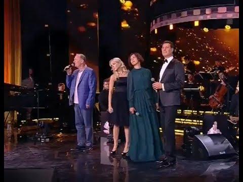 Фёдор Добронравов и бэк-вокал – Там, где клён шумит