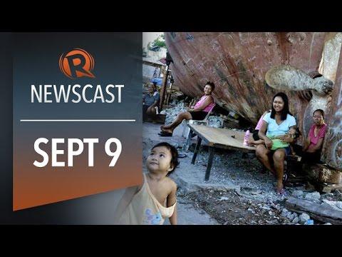 Rappler Newscast: Post-Haiyan funds, Manila kidnapping, Clooney wedding