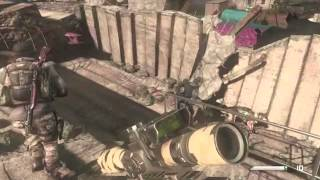 gemplay Call of Duty Ghosts mission 3 part 2