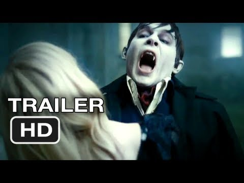 Dark Shadows UK Trailer