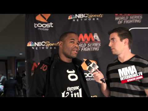 Rashad Evans talks about potential fight w/ Nogueira, Jones vs Sonnen, home at light heavyweight