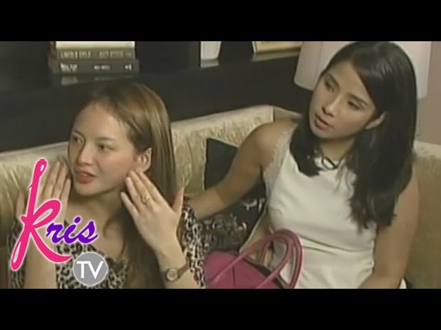 Kris TV: Tip from Ellen Adarna: What to do when you feel ugly