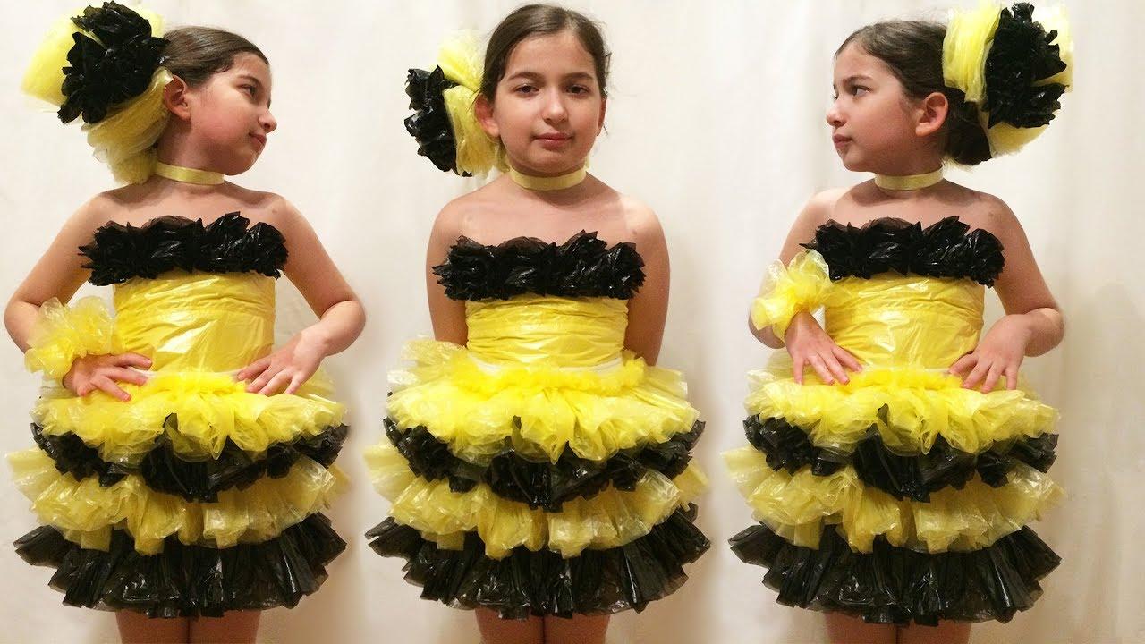 Сделать платье ребенку своими руками на конкурс 29