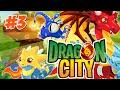 DRAGONES NAVIDEÑOS? - Dragon City #3