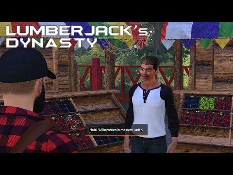 Lumberjack's Dynasty 🐓 018 - Korrekturen und Gespräche (Simulation, Einzelspieler) Sunyo spielt