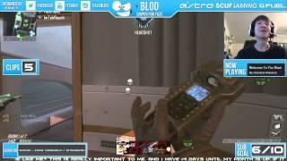 FaZe Bloo - Insane Clip During Livestream w/ Reactions