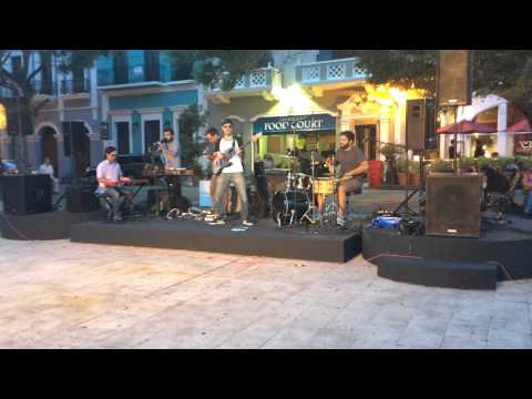 International Dub Ambassadors 'Lone Ranger' LIVE! @ Plaza Colon, Old San Juan