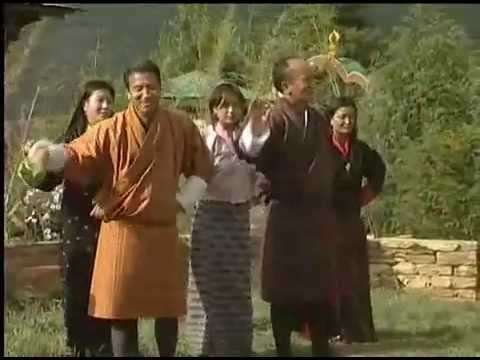 Bhutanese Song  Music Video Druk Yu video