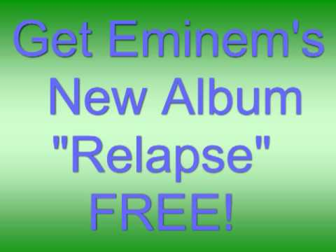 *NEW* MARIAH CAREY DISS TRACK BY EMINEM! RELAPSE OBSESSED