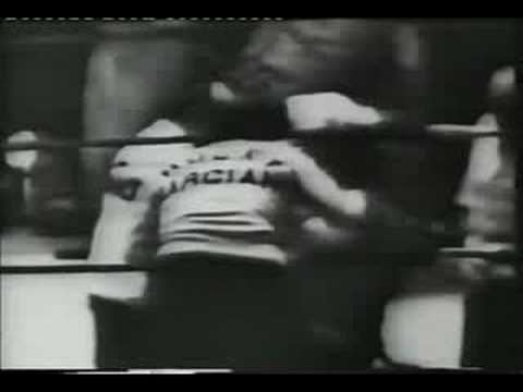 Rocky Marciano vs. Jersey Joe Walcott I - Part VI Video