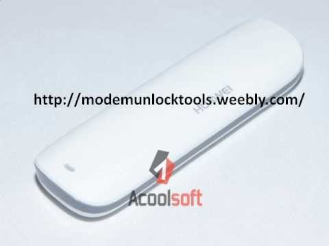 Unlock Huawei E173 Modem