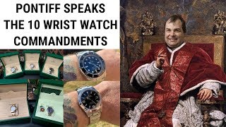WHY I WOULD NEVER BE A WATCH DEALER