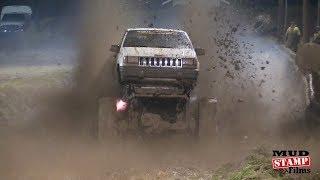 Mud skimmers and Fast Trucks- Eagle Mud Bog 2018