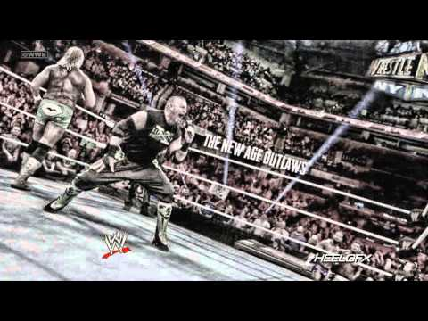 2013: The New Age Outlaws 2nd WWE Theme Song - Oh You Didnt...