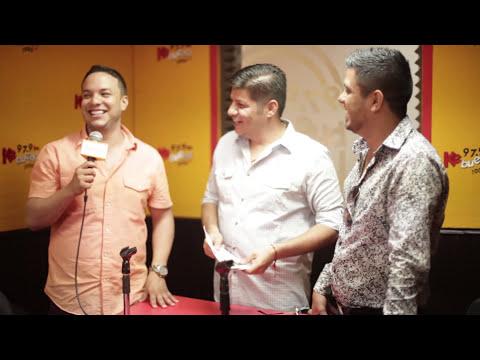 La Original Banda El Limón promociona el Baile de la feria ganadera en Mazatlán