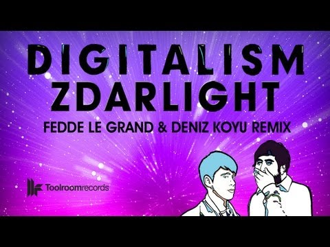 Fedde le Grand &amp; Deniz Koyu Remix - Digitalism - Zdarlight (Official Music Video)