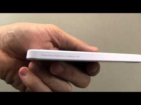 Ultra Thin Air iPhone 5 Case by Spigen SGP