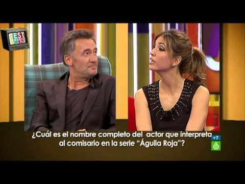 Zapeando -  Sandra Sabatés y Francis Lorenzo se someten a nuestro test thumbnail
