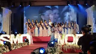 Crowning of Miss CosmoWorld 2018