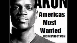 Watch Akon Americas Most Wanted video