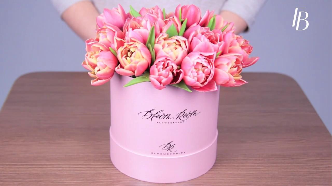Роза в коробке своими руками 89