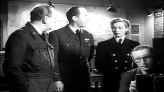"RAF Pathfinder 'Master Bomber' WW2 (excerpt) - ""Appointment in London"" (1953)"