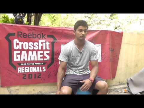 Changing The World Through Crossfit-sri Ram Ashram video