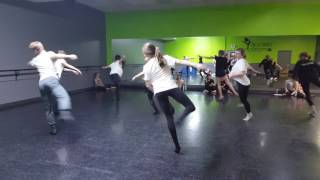 Dry Bones with Crucible Dance Ministry