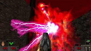 Speed: The Freestyle Enigma / NoMonochrome [Doom 2 wads /w Pandemonia mod]