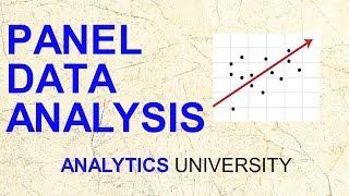Panel Data Analysis   Econometrics   Fixed effect Random effect   Time Series   Data Science