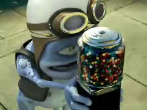 Crazy Frog - In The House.flv video