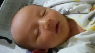 "Bayi Lucu Baby Boy ""Aryasatya"" Baru Lahir"