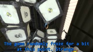 Portal 2: Breaking the game (and other stuff)