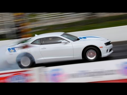 2012 COPO Camaro:  GM's Baddest Factory Camaro Ever! - HOT ROD Unlimited Episode 6
